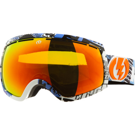 Ski It's hard to imagine how we viewed the mountain before the Electric EG2 goggle. Were we all squinting Since its inception, the EG2 has a pure and simple goalreduce the frame size, increase vision to HD status, and do it all with obscene amounts of style. - $80.97