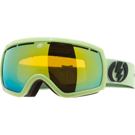 Ski The EG2 may have changed the game in terms of insane perpiheral vision and oversized style for those the large to huge faces. But for the rest of us, there is the  Electric EG2.5 Goggle. The spherical lens and incredible field of vision you crave now comes in a small-to-medium face-hugging mold. - $89.97
