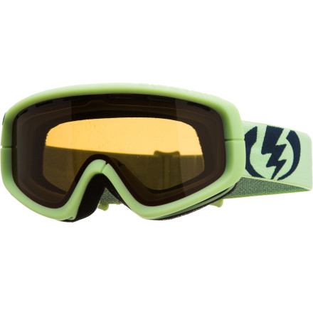 Snowboard Whether you're getting your foot in the door or actually want to have money left over for food after you acquire eye protection, the Electric EGB Goggle is for you. - $32.97