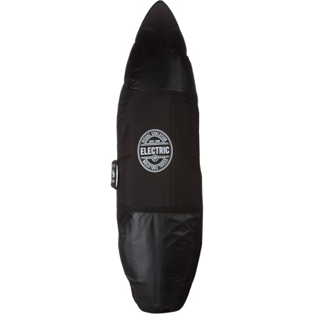 Surf Wrap your surfboard in the Electric Day Surf Bag to protect it from dings and scratches from banging around in the back of your buddy's beater truck on the way to the beach. - $96.95