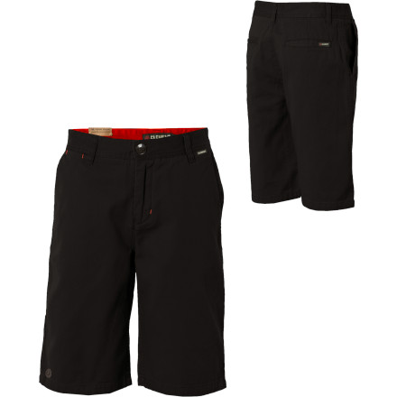 Skateboard Set your kid up with the 50-50 Short from Element. Comfy cotton fabric and a dialed fit keep him stoked whether he's wearing 'em at the skatepark, on the playground, or even (gasp!) as part of a school uniform. - $29.59