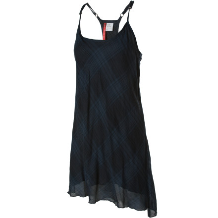 Entertainment Pack your Element Womens Catherine Dress for winter break in the Caribbean. This drapey dress loves fruity drinks and all-night dancing. Plus, the super soft cotton feels comfy enough to crash in when you get back to your room at four a.m. - $22.23