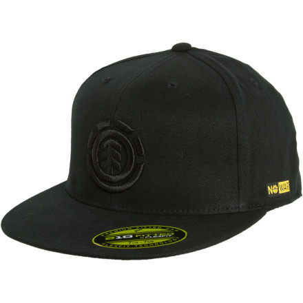 Skateboard You don't have to resort to violence, because when you put on the Element Peaceful Warrior Hat you can control people with your mind. - $16.98