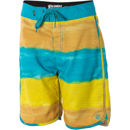 Surf If you didn't get your wild boy the recycled polyester Element Boys' Au Naturale Board Short, he'd just go naked. So clothe him with something that's good for the planet and for everyone else on it. - $19.78