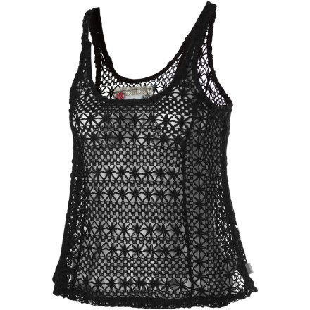 Skateboard You know that depressing feeling when you look at your outfit in the mirror and it makes you yawn The Element Women's Jamie Tank Top brings textured excitement to your look with an earthy quality that is grounded and soft. - $20.67
