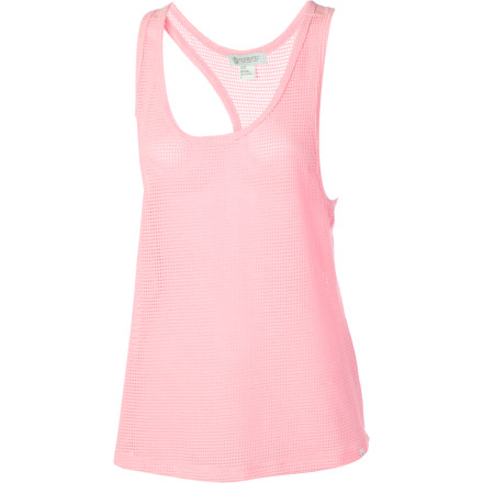 Skateboard Keep your summer outfit cool and lightweight with the Element Women's Dia Tank Top. - $14.73