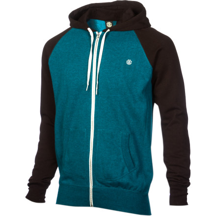 Skateboard The Element Men's Vermont Full-Zip Hoody also works just fine in Massachusetts, Maine, New Hampshire, and Rhode Island. - $40.84