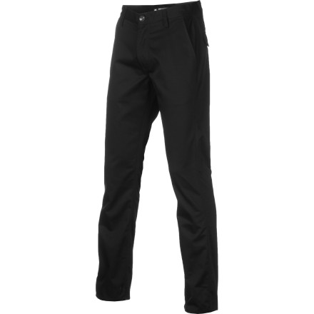 Skateboard The Element Howland Pant hooks up timeless workwear styling in a modern slim-straight cut that fits just like you like it. - $37.09
