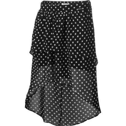 Entertainment The Element Women's Celina Skirt gives you that fresh, fashion-forward appearance you've been looking for with tier style that's easy to dress up or down. - $19.78