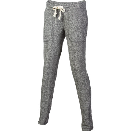 Skateboard Slip out of your pj's and into the Element Women's Port Pant on a dark, rainy day. It's perfect weather for watching half-a-season's worth of your favorite sitcom. - $24.73