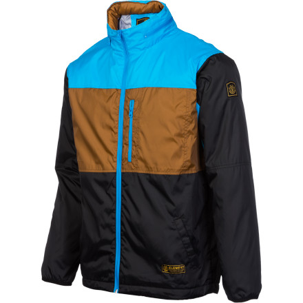 Camp and Hike Take the Element Trailblaze Jacket on your next fall or spring hike and show the chipmunks and squirrels what style is all about. If any bears get in on the fashion show, run. - $49.20