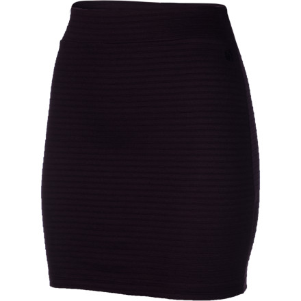Skateboard When you wear the Element Women's Alicia Skirt, everywhere you go becomes your personal runway, and you are going to work that runway until it hurts. Pair this skirt with a semi-scandalous top and a attitude that says everything is yours. - $16.20