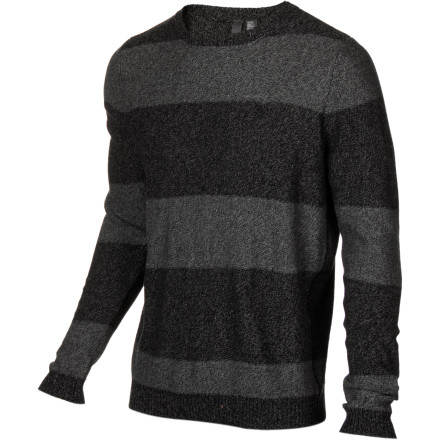 Skateboard The Element Men's Farley Sweater doesn't compromise your simple style and keeps you lookin' fresh for your lady. - $44.59
