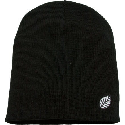 Entertainment Throw the Elm Reservoir Beanie over your mullet, polish up the Camero, and head out to get stizzy in the snow. This acrylic beanie dials in the warmth while you pull shots off your fanny pack flask. - $10.17