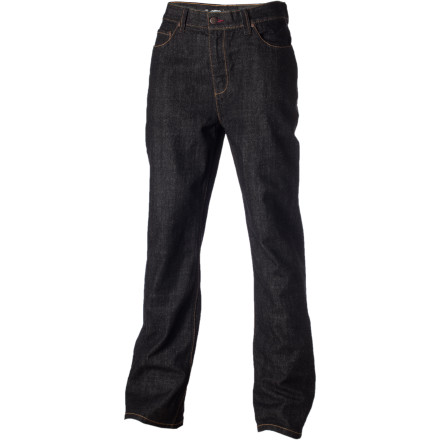 With a stiff, durable feel, the Elwood O.G. Rigid Denim Pant is bound to hold up to punishing days on grip tape and concrete and long nights of keg parties and corner-store runs. - $41.97