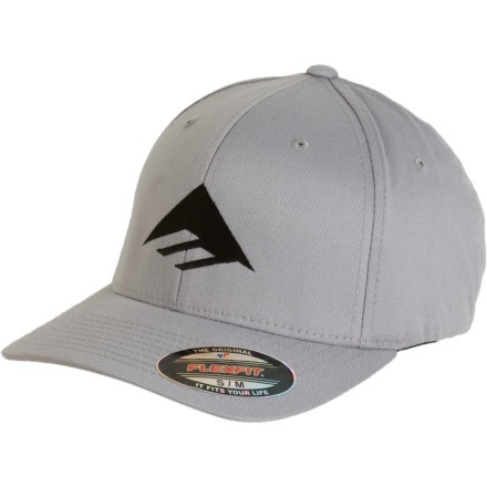 Skateboard Throw on the Emerica Triangle 3.0 Baseball Hat before you head to the local taquito stand to eat your weight in fried tortilla and mystery meat. This stylish lid helps you keep your cool when you're chatting with a lovely and have to make a mad dash to evacuate your quaking bowels. - $26.95