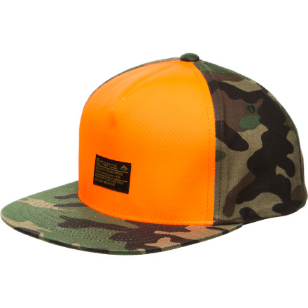 Rock the Emerica Standard Issue 2.0 Hat everywhere radness is required. - $20.37