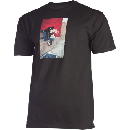 You can get the Emerica Hsu Tube T-Shirt in any color you want, as long as you want black or white. Actually, you can't get the Hsu Tube in any colors at all. - $9.73