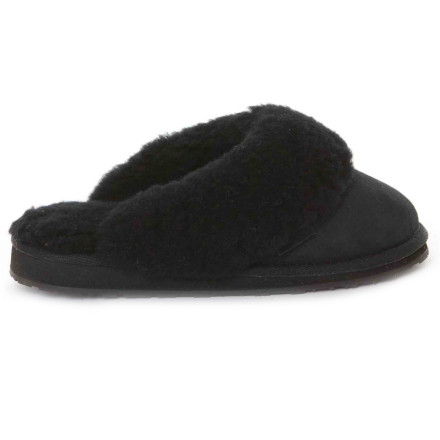Entertainment Your feet work hard. Reward them with the plush, cozy Emu Womens Jolie Slippers. Double sided sheepskin uppers keep your feet warm in the winter and coolly comfortable in the summer, so you can wear these slip-ons all year round. Sheepskin also naturally resists odors, so your feet can enjoy royal treatment without smelling foul. Double stitched construction makes the Jolie durable, and an EVA sole provides support. - $58.61