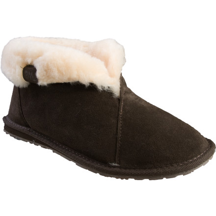 Entertainment After a long day, kick off the boots and pull on the warm, soft, and supportive EMU Talinga Women's Slipper. - $67.11