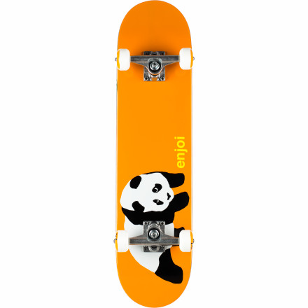 Skateboard The Original Panda Complete Skateboard is your get-away vehicle made for escaping reality and adding a dose of fun into your life. And it don't stop. - $79.96