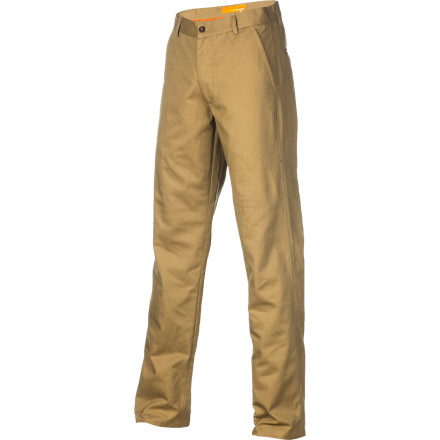 Rock the Enjoi Boo Khaki Men's Chino Pant and you can head straight from work to the skatepark without having to change in between. - $41.21