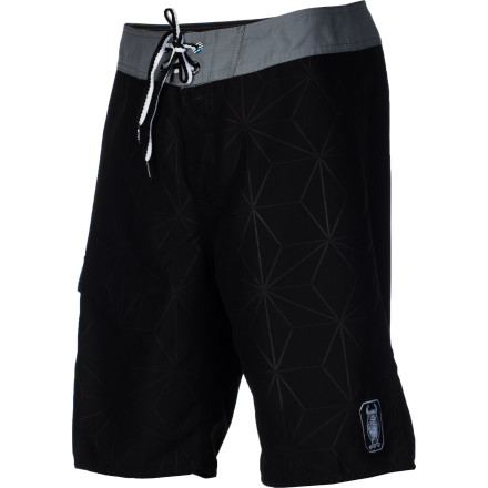 Surf When first looking at the ERGO Scratch Board Short, you will see an outrageously stylish boardshort. But that is just scratching the surface because when you try them on you will quickly learn of their comfort and surf-worthy performance. - $36.37