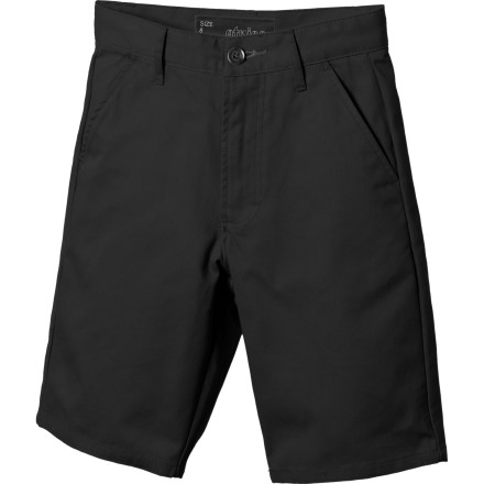 Skateboard The regular-fit, skate-savvy Etnies Boys' Echo Park Short is undoubtedly named after California's Echo Park in Los Angeles. Echo Park is home to tons of skate spots and plenty of hills for bombing. - $14.68