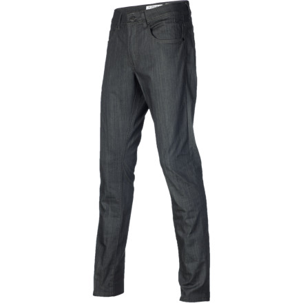 Skateboard The Ezekiel Chopper 305 Denim Pant is relaxed, strong, and styled for any occasion from skating to dating. - $45.47
