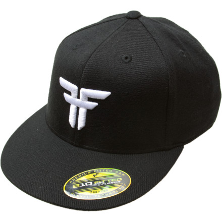 Tug the Fallen Trademark 210 Flex Fit Hat low over your eyes, and head for the door before your ex-best-friend realizes you just dumped two massive, sticky-sweet girly drinks all over him and his (previously your) girlfriend. - $15.57