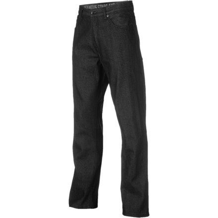 The Famous Stars & Streps Ridwer Denim Pant covers your legs with durability and style in spades. A regular fit presents extraordinary capabilities. - $41.57