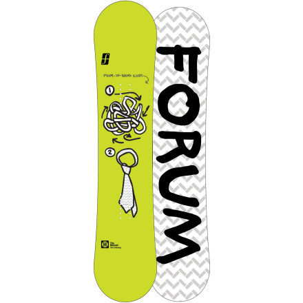 Snowboard It seems like just yesterday they were taking their first lesson and now they're hitting jumps and rails that you're not even thinking about touching these days. Support their passion and progression, even though it makes you feel old, with the Forum Manual ChillyDog Kids' Snowboard. ChillyDog is poppy and forgiving, and pre-beveled edges prevent hang-ups on rails so they can spend less time falling and more time learning new tricks that you weren't aware even existed. - $124.98