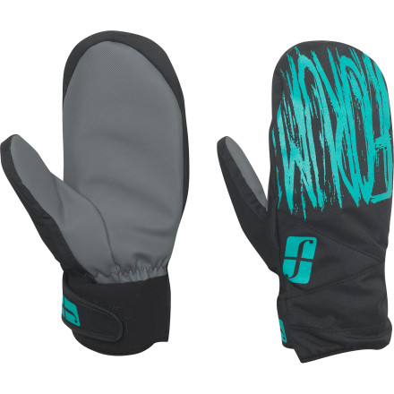 Allow your hands to bask in the soft, fleecy goodness of the Forum Fair Mitten. This lightly insulated spring mitten won't cook your paws this spring but it will definitely take the edge off early morning park laps. - $29.97