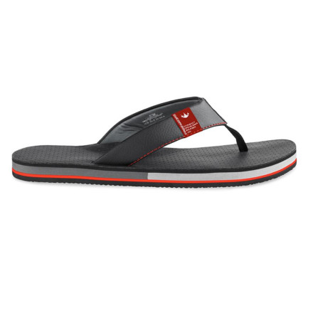 Surf Soon the rain will stop and you can slip into the Freewaters Women's Salt N Papa Sandal and head to the beach. Its water-friendly synthetic leather with soft neoprene lining means a splash of puddle water won't ruin your day. A midsole with supportive arch and heel foam, as well as super-cushy rebound foam in the forefoot, make the Salt N Pepa a comfy flip-flop to kick around town in. Freewaters also gave it a non-slip, non-marking sponge rubber outsole that comes in quite handy when you're working on boats all day. - $30.36