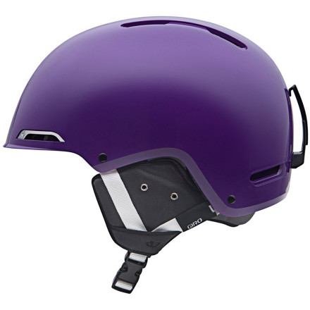 Snowboard Go mano-a-mano with the park armed with the Battle Helmet. Should a skirmish end in a head-to-head confrontation, the Battle offers rugged protection for your secret weaponyour brain. To top it off, this helmet's killer moto style wins the day. - $48.72