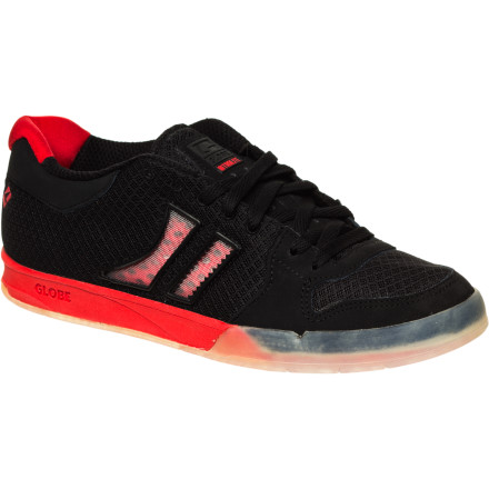 Skateboard The Globe Lift Skate shoe will elevate you to new heights of skate-worthy comfort and durability. - $43.17