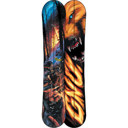 Snowboard Developed under the strict guidelines of Mt. Baker royalty Temple Cummins, the Gnu Billy Goat C2-BTX Split Board was built to take him past the ropes of Baker and into the wild terrain of the great Northwest. After the hike to the peak, the innovative Karakoram's hardware precisely joins the Billy Goat so you can ride the powerful yet playful torsional flex of the C2-BTX camber and rocker profile to backcountry nirvana. The quest for powder just got a whole lot easier. - $594.97