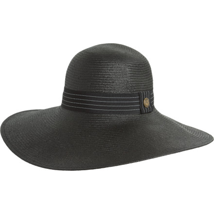 Next time you accidentally double-book yourself to meet up with two dates at the same bar, pull the Goorin Brothers Macey Hat down low over your eyes and make your escape out the emergency exit. - $59.95
