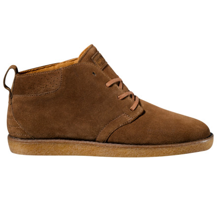 Gravis Carter Shoes didnt choose to have suede uppers, EVA footbeds, and sticky rubber outsoles; they were born that way. And now, all they want to do is make your wrinkly toes look more respectable. Is that such a crime - $53.97