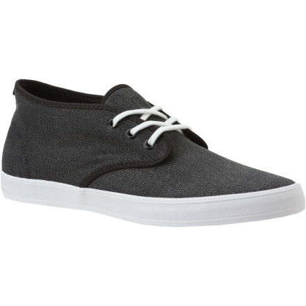 Not every day can bring in perfect swells. For those low-tide days where you feel like expressing yourself of the board, opt for the Gravis Quarters Shoe. - $41.97