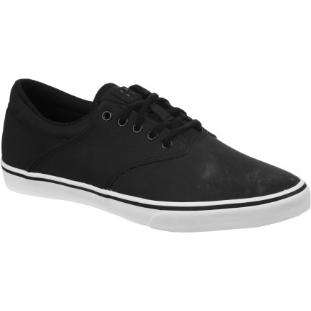 Skateboard The Gravis Filter TTL Skate Shoe utilizes an extra-tough dual-layer outer material for significantly improved abrasion resistance compared to traditional skate shoes. No more blown-out toe boxes after a weekend of practicing tre flips. - $23.99