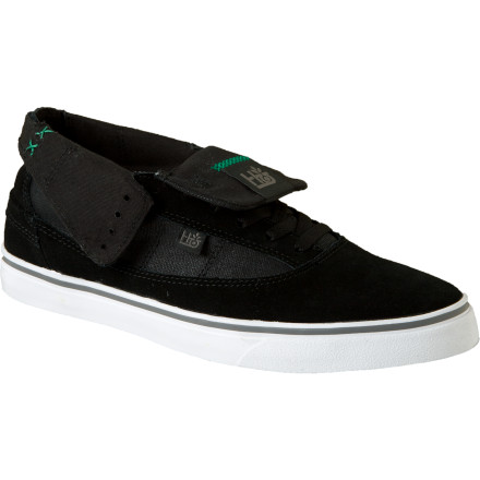 Skateboard Don't take the name of the Habitat Guru High Shoes too literally. The last person who tried to smoke a shoe around these parts found out that burning pure badassery isn't too great for the lungs. - $59.96
