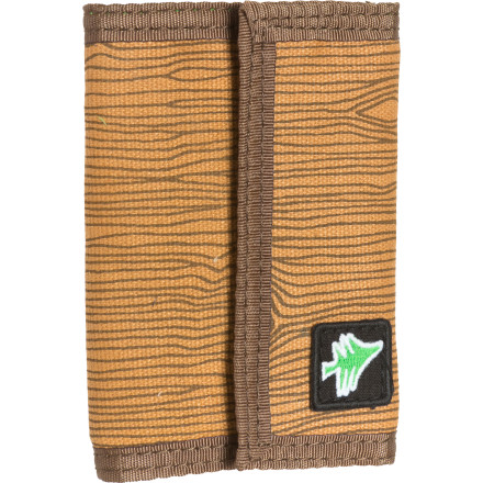 Entertainment The classic tri-fold will never go out of style, and neither will having money. We recommend the Hippy Tree Walnut Tri-Fold Wallet because it has the style part down (the cash part is up to you  or your mom). - $16.96