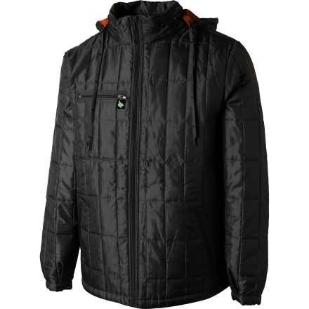 Hunting Heavily influenced by hunting jackets and lightly insulated, the Hippy Tree Topo Jacket can be worn as a light jacket in spring or under a shell in winter. Plenty of storage, heaps of style, and attention to detail all help to make the Topo your next favorite jacket. - $17.59