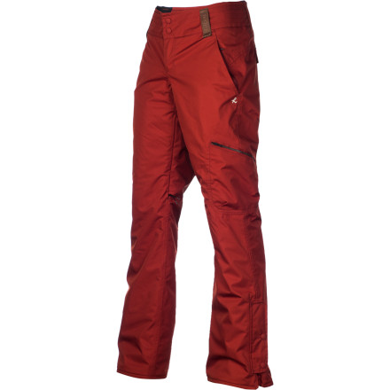 Snowboard In life there is work and there is play. The Holden Women's Holladay Pant brings the all-work resilience and waterproofing so you can focusing on the fun side. - $87.98