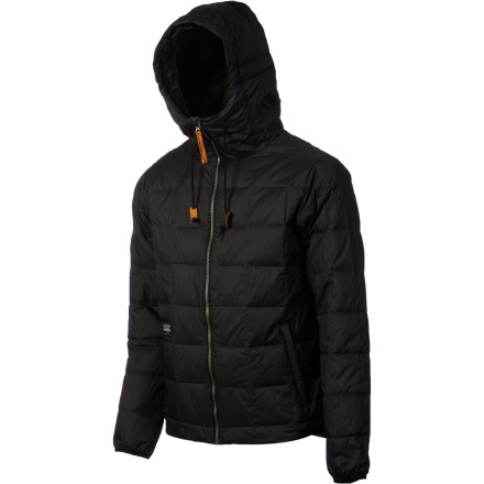 The Holden Cumulus Down Jacket keeps you cozy whether you're heading downtown or shredding pow. The City fit provides an urban look, and 200g down insulation is super-warm and packable, so you can look good and stay toasty when you go out Friday night, then throw a shell on over it when you hit the slopes Saturday morning. - $149.97