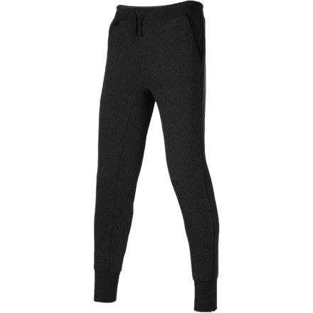 Throw on the Holden Transition Pants under your outerwear on the coldest days, or just wear them while lounging around the house or hotel after a long day on the hill. In fact, you can wear them pretty much anywhere but the strip club...we'll let you figure that one out. - $79.96