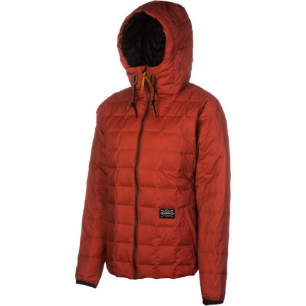 The packable, toasty-warm Holden Cumulus Down Jacket makes a great on-mountain layering piece for the super cold days, and also looks great on its own for around-town wear. Lightweight down fill allows the Cumulus to pack into its own pocket for easy storage, and the DWR fabric coating sheds water droplets in wet conditions. - $174.97