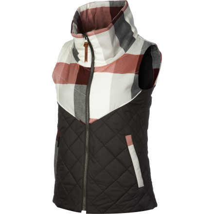 Snowboard Whether layered under your snowboard jacket or over your favorite flannel, the Holden Absolute Vest has warmth where you need it and style to spare. - $119.95