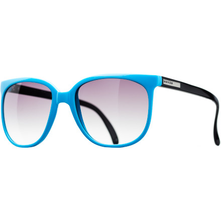 Entertainment Feel good, look great, and protect those priceless baby blues with Hoven Skinny Legs Sunglasses. We aren't sure what the name means, but don't think for a minute that your pasty, quivering sticks will prevent you from blowing up the spot Hoven style. - $29.97